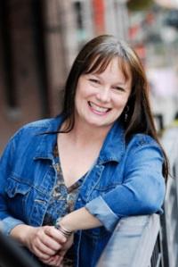 Christina Katz, headshot by Mark Bennington