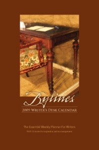 2009 Bylines Calendar